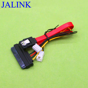SATA 7+15P F TO LOCK SATA 7P F CABLE