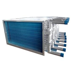 China Air to water heat exchanger-Oval tube heat exchanger manufacturer