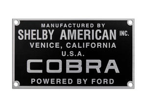 Industrial Metal Machine Equipment Tags / Nameplate
