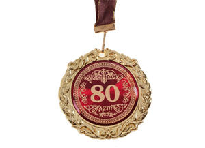 custom medal badge / metal medal supplier