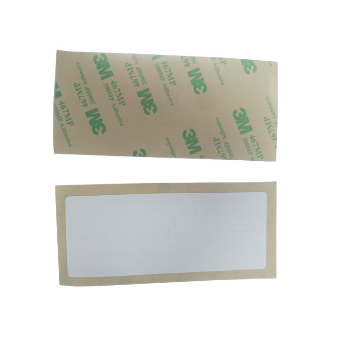 RFID windshield tag for car entrance management-XINYETONG
