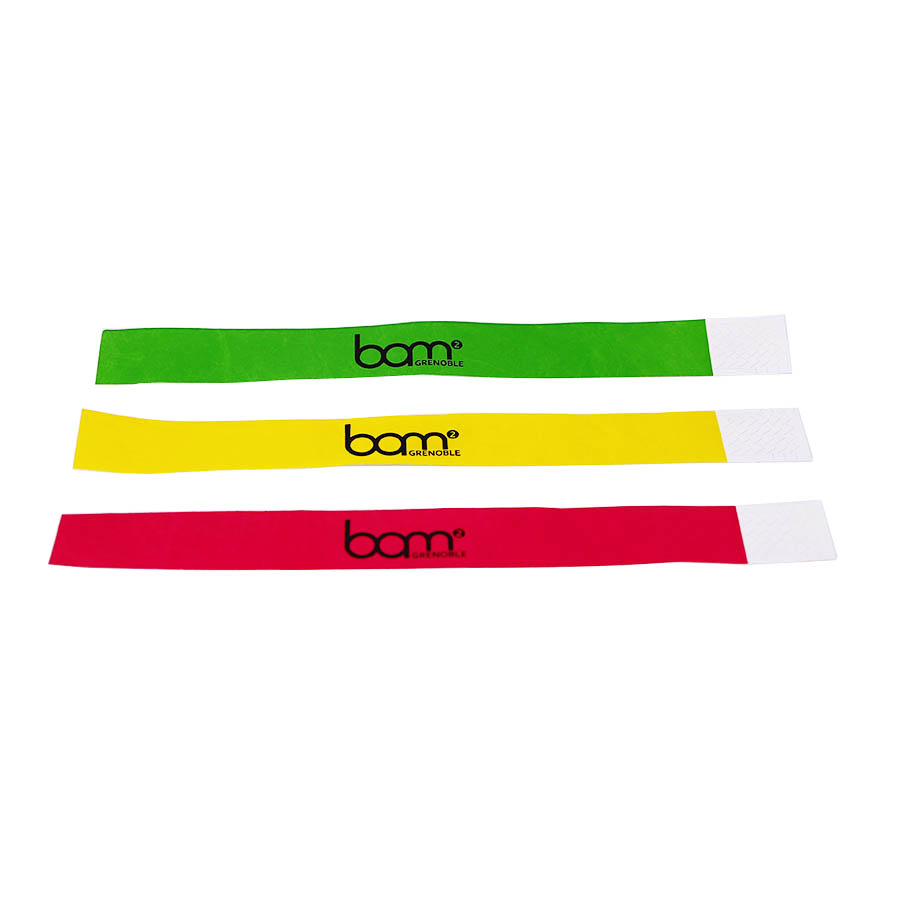 RFID Paper Wristbands丨Attractive in Price and Quality -XINYETONG