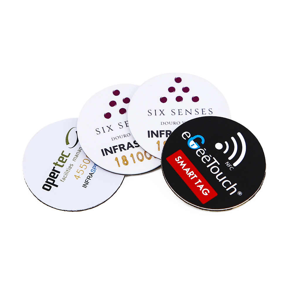 NTAG215 NFC Tag- Circle 30mm Diameter-XINYETONG