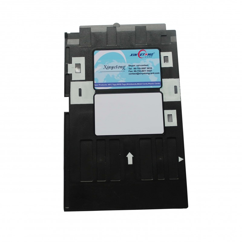 BLANK INKJET PVC CARD From Xinyetong