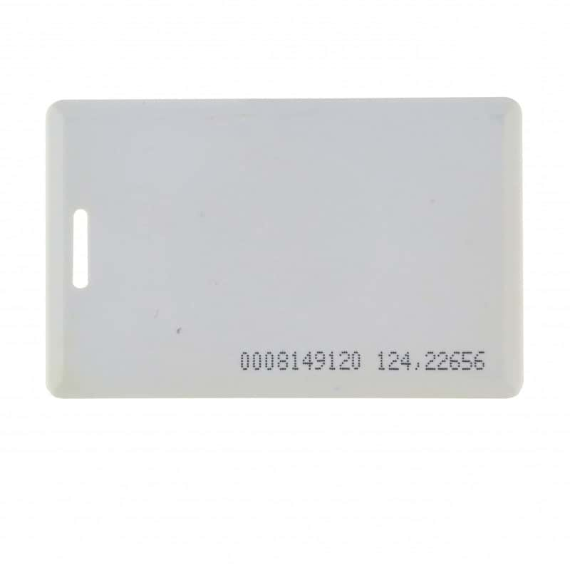 PVC RFID ID CARD WITH HIGH QUALITY TK4100 CHIP From Xinyetong