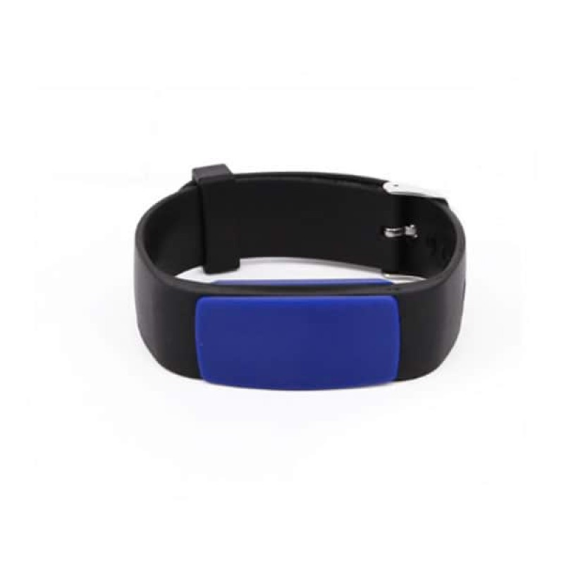 CUSTOM SECURITY ACCESS CUSTOM PRINTING NFC SILICONE WRISTBAND QR CODE SMART BRACELET RFID | Xinyetong