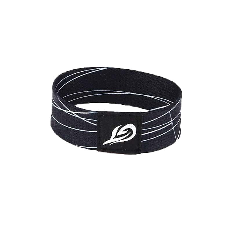 ROUND ELASTIC RFID WRISTBAND SUPPLIER From Xinyetong