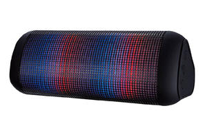 Bright Sound-Super Bass BT Speaker With LED Light