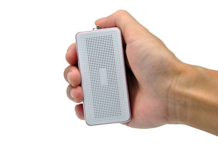 Pocket Bluetooth Speaker