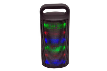 Handle Design LED Mini altavoz inalámbrico