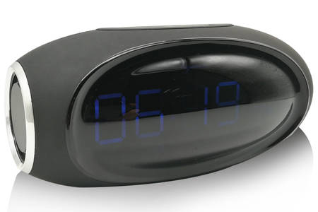 Speaker With Time Alarm Clock