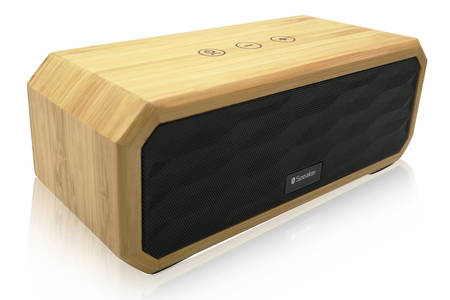Wooden Bluetooth Speakers