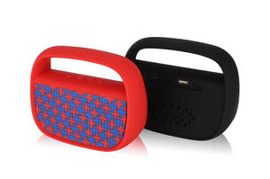 BT wireless portable speaker Cheap Handle wireless Speaker Mini tourist Speaker wholesale with TWS function