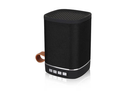 Portable Cylinder Shape Bluetooth speaker