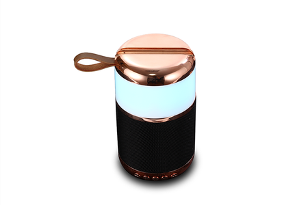 Super Subwoofer Bluetooth Speaker with Dancing LED Light