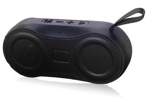 Cheap Portable Bluetooth Speakers TWS Tandem Wireless Mini Stereo Bass Speaker With Mic Support FM Radio AUX Audio Player