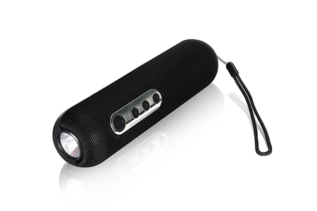 Portable Cylinder Shape Bluetooth Lautsprecher