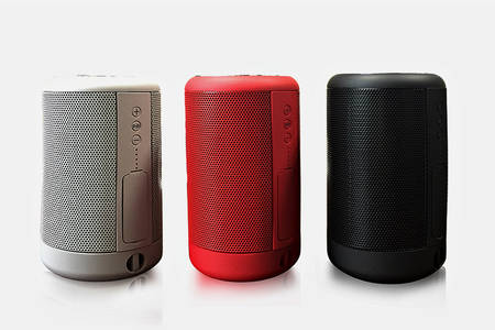 Impermeable altavoces Bluetooth