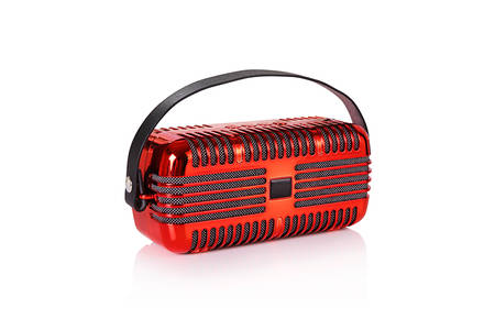 Moda Mini altavoz Bluetooth Stereo