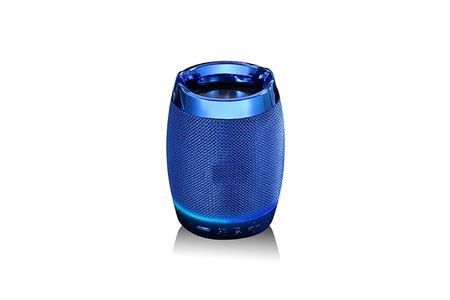Mini altavoz Bluetooth recargable musica USD