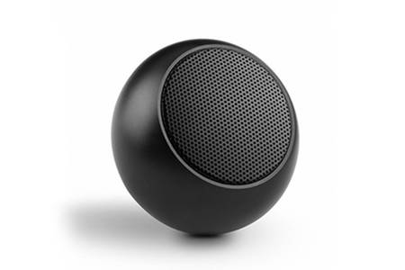 Mini altavoz bluetooth inalámbrico portátil de metal