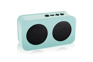 2019 New Product Mini Music Usd Rechargeable Bluetooth Speaker For Mobile Phones
