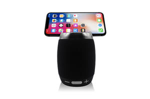 EPS159--Mini Portables Subwoofer Speakers Wireless Bluetooth Outdoor Subwoofer Stereo Camouflage Style Car Bass Steel Mp3 Music Audio Player Support Phone Holder