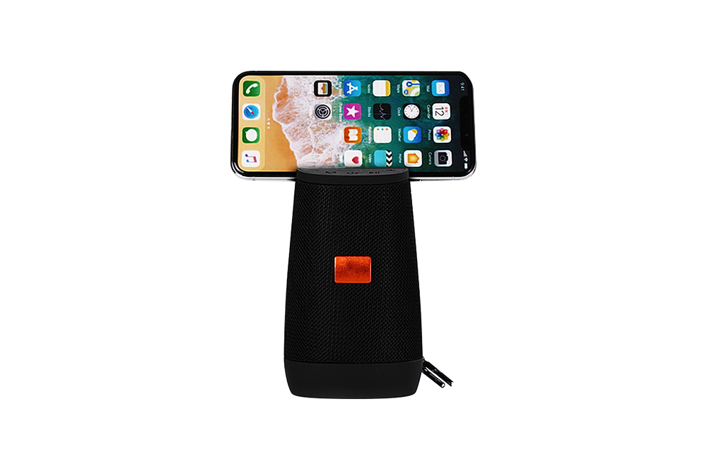 Portable Phone Holder Speaker