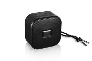 EPS156--2019 Mini Bluetooth Wireless Leather Art Speaker Wireless Speaker With FM Radio