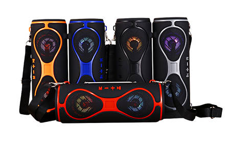 USB Wireless Smart Bluetooth Speakers mit LED Light
