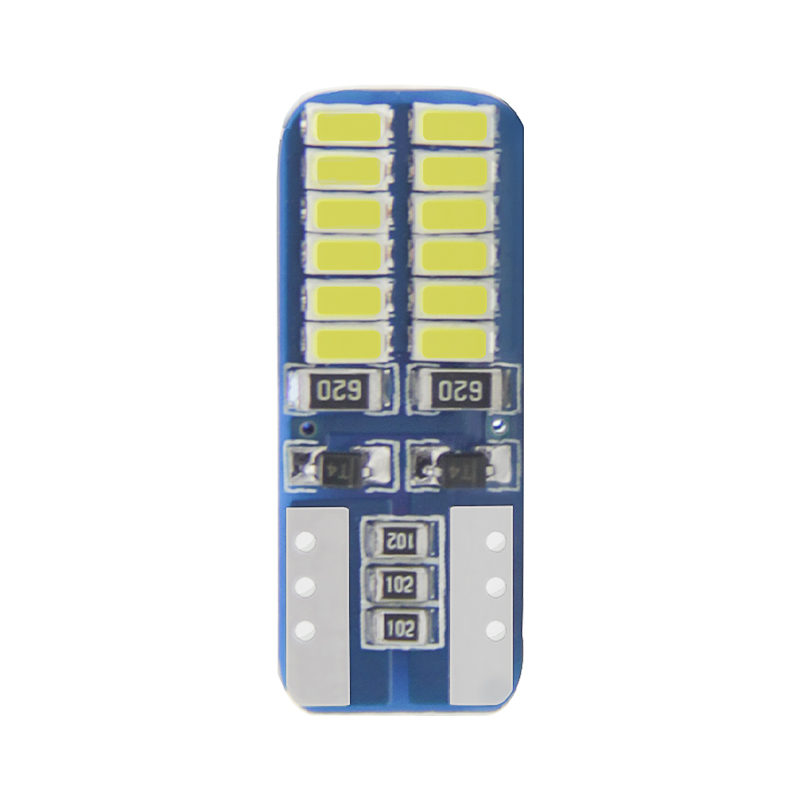 Ampoule LED automatique T10 (1424BENPCB)