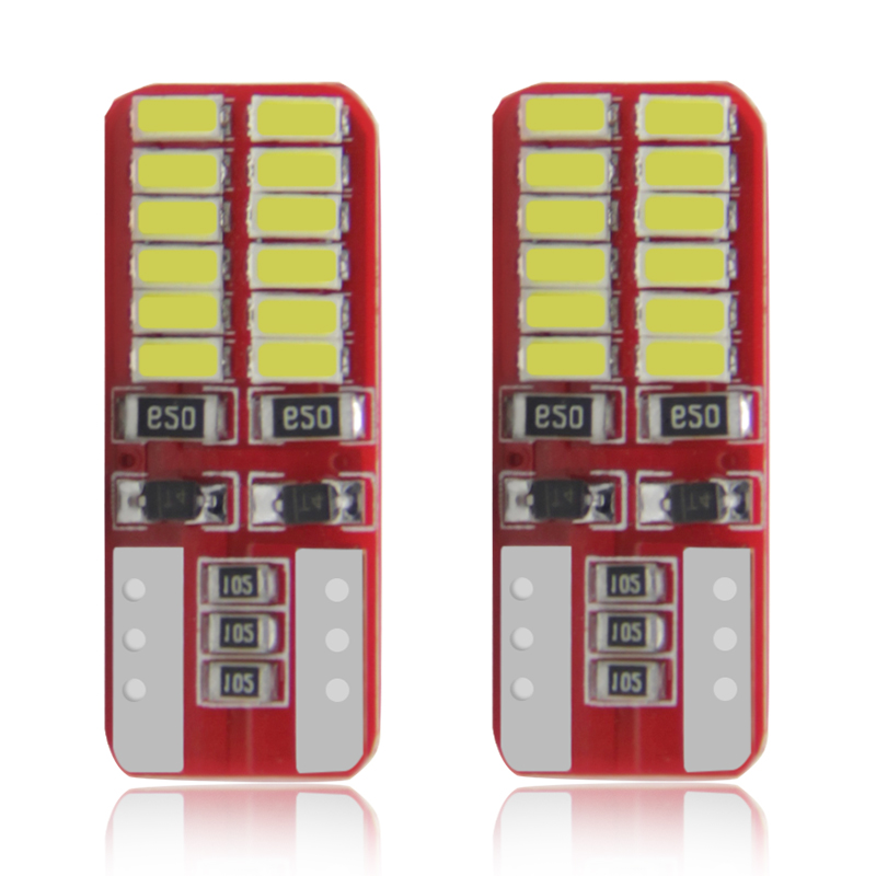 Ampoule LED automatique T10 (1424RNPCB)