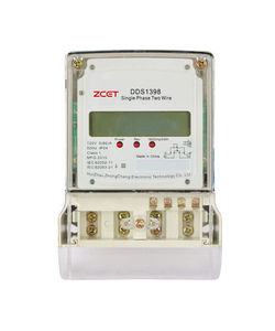 Single-phase Energy Meter DDS1398