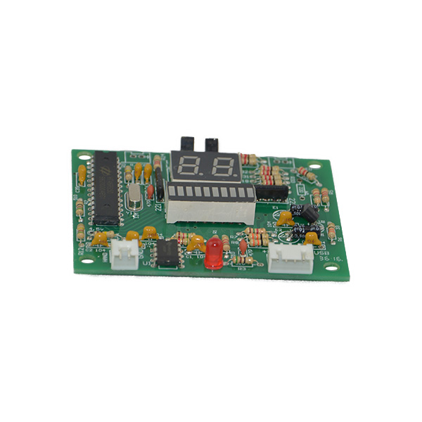 Battery monitor pcb assembly board