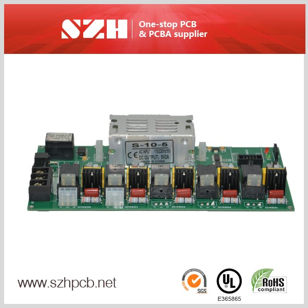 SMT Intelligente Home Motorsteuerung PCB Board