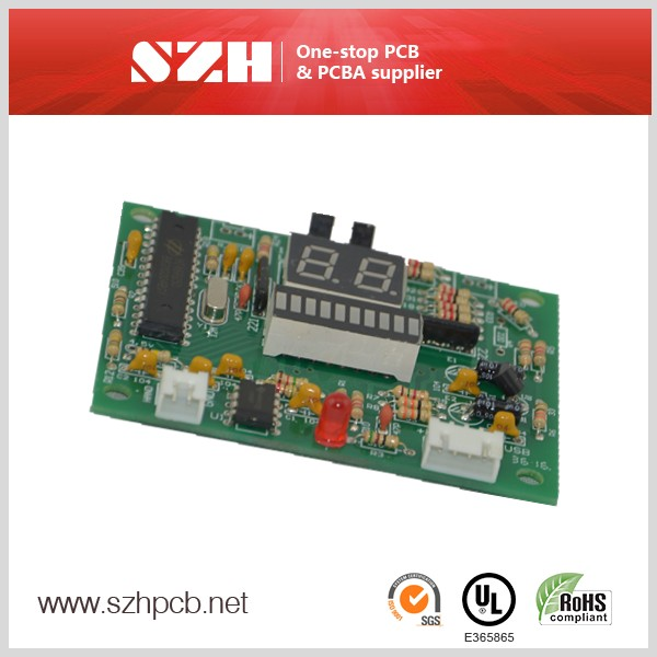 Placa de pcb do monitor de bateria smt