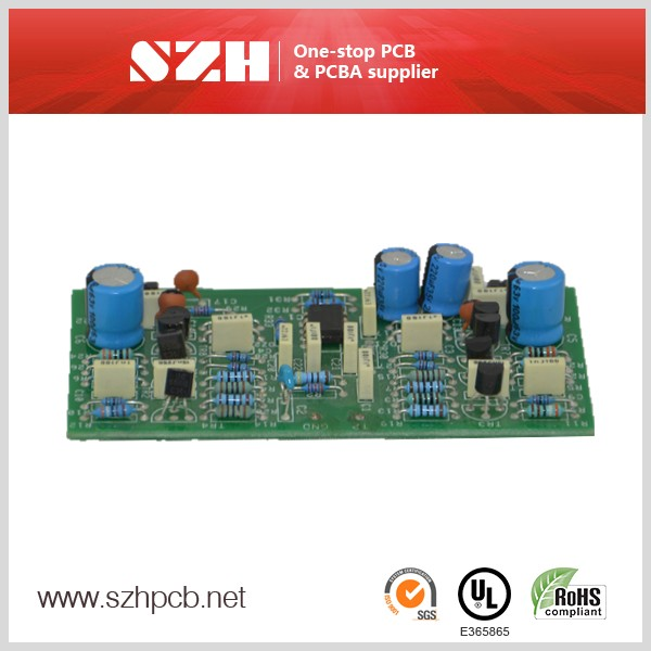 Multifunction controller pcba assembly board