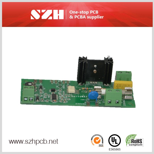 Motor commande intelligente bord smt pcb