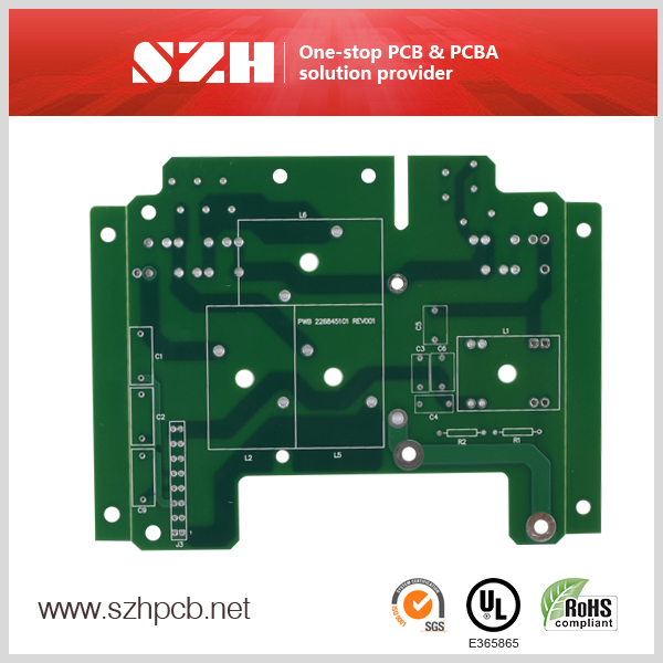 Alimentation pcba board