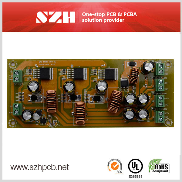 Multipath power supply pcb assembly service