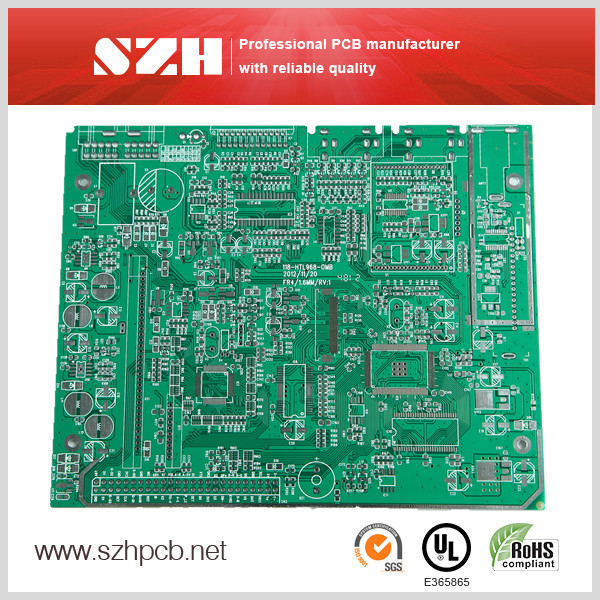 Electronics Automobile Vehicle GPS Navigator PCB