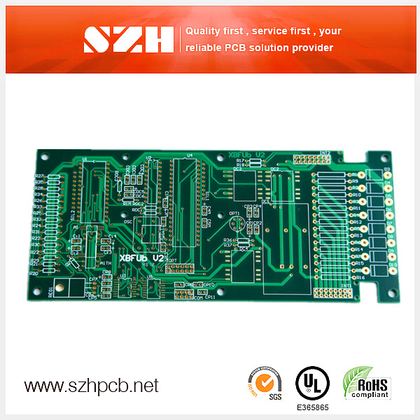 Carte d'alimentation pcb