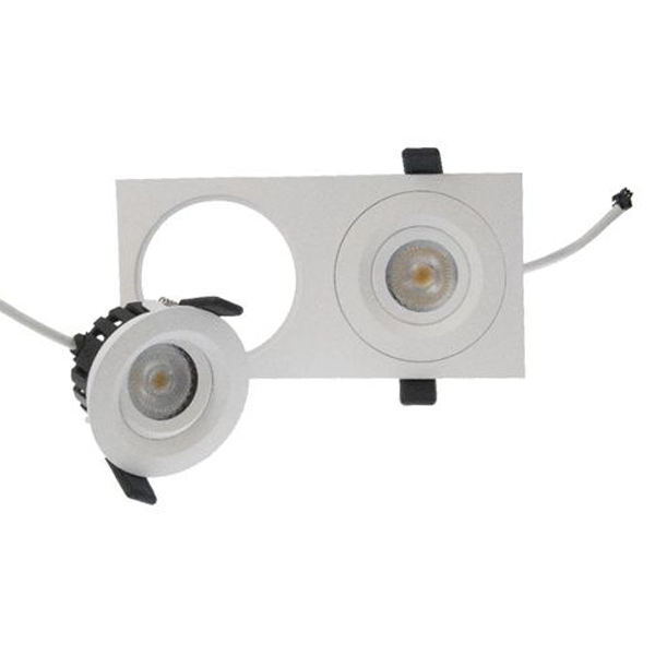 Adjustable down lights - VG6284-2 -
