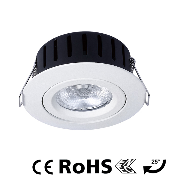 IC a noté les downlights - VIC6064 -