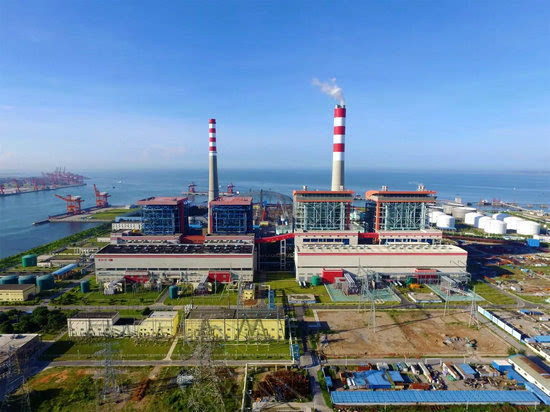 Sacredsun help No.2 expansion project of Qinzhou power plant in Guangxi completed successfully