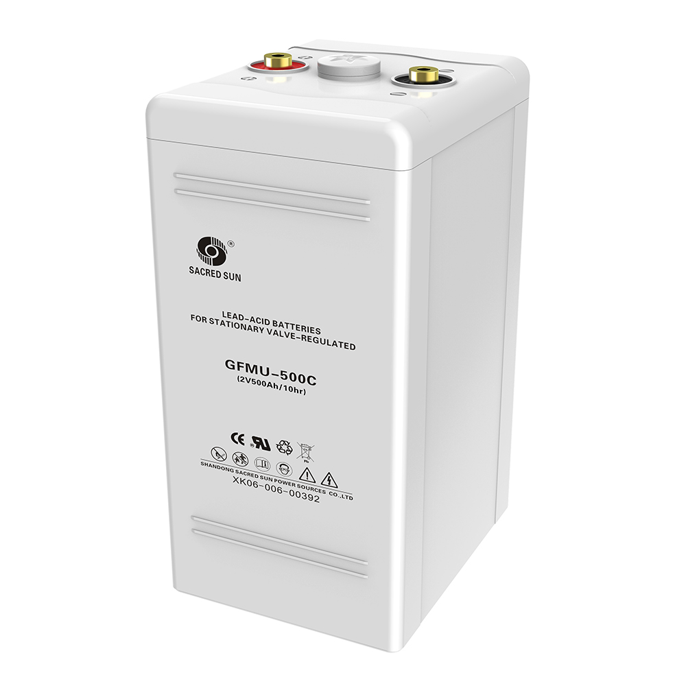 GFMU-C deep cycle lead acid battery