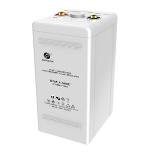 Professional  best deep cycle lead acid battery manufacturer exporter