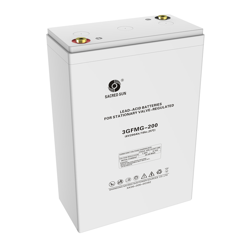 GFMG Series 2 vlot lead acid battery