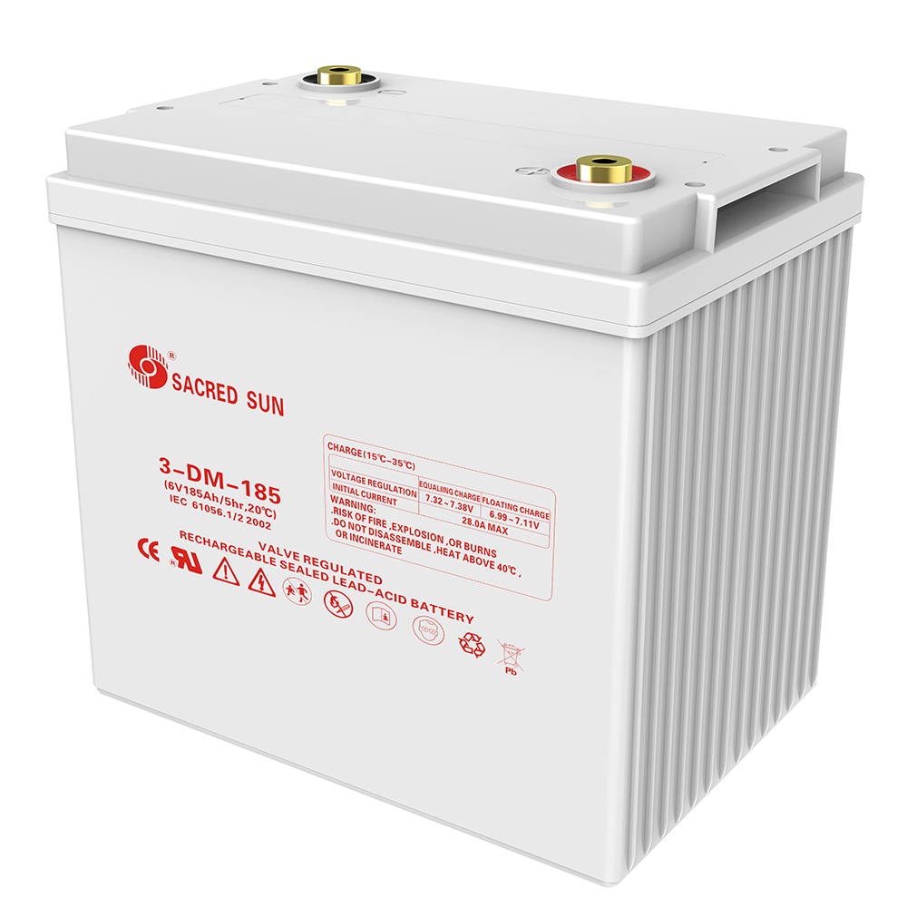 DM 12 vlot Lead Acid Battery