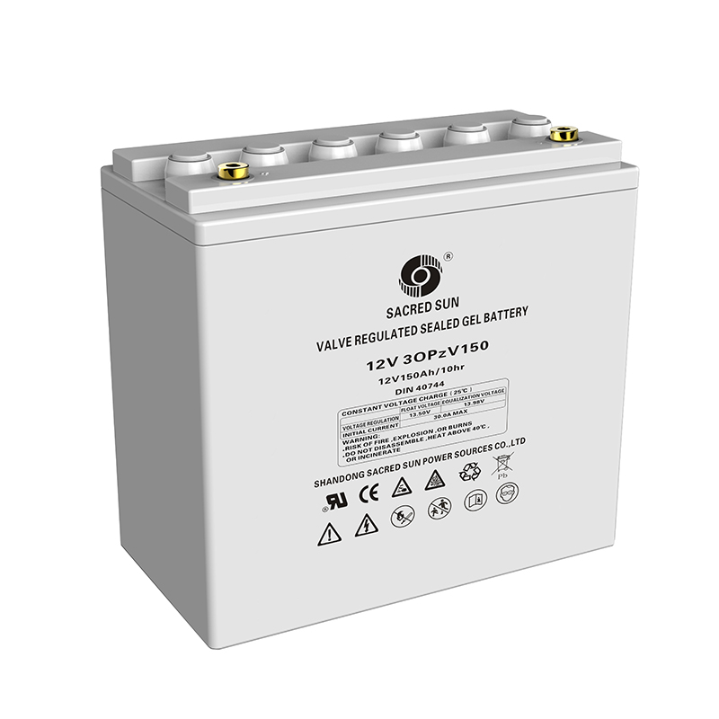 OPzV Industrial Lead Acid Battery